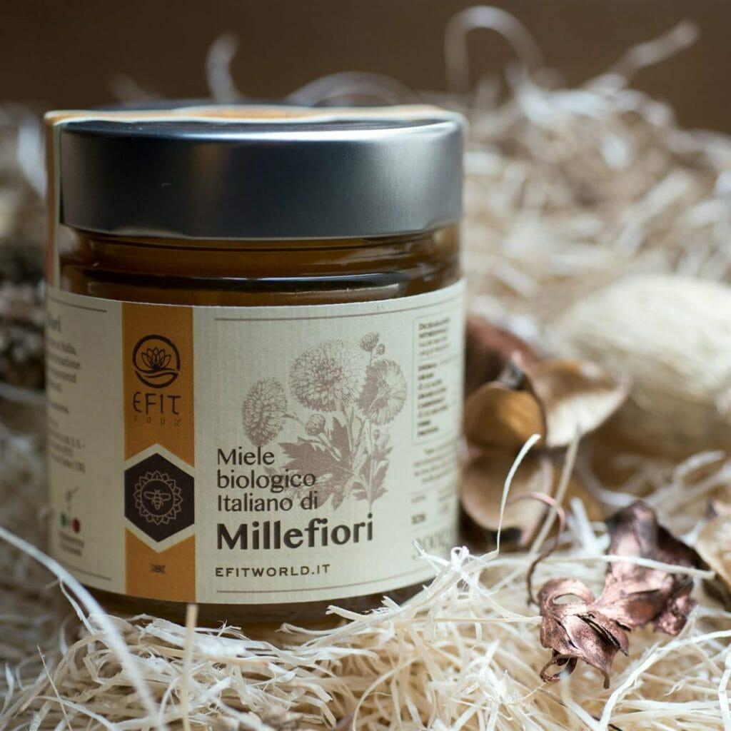 Etichette per miele efit