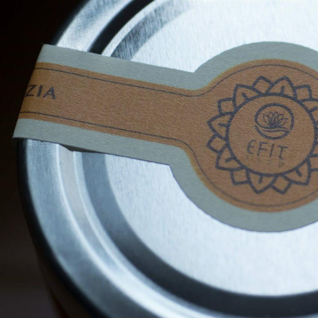 Sigillo stampato Efit