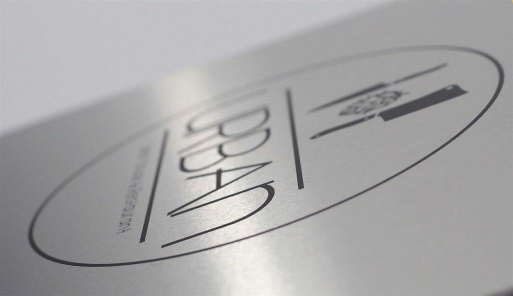 stampa diretta su alluminio