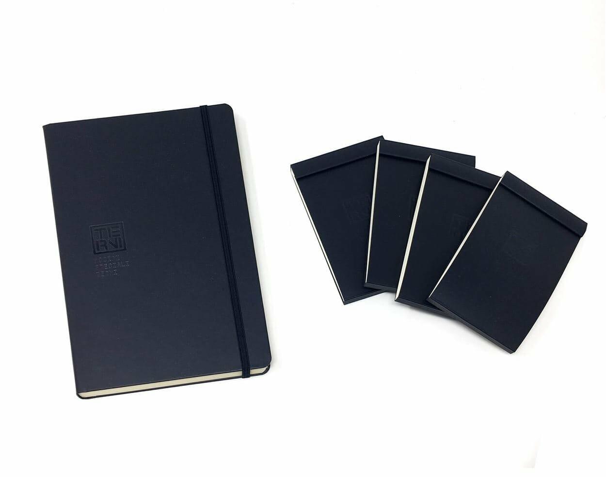 quaderni e taccuini