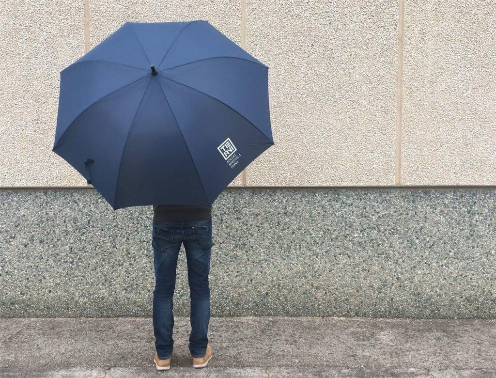 ombrello stampato