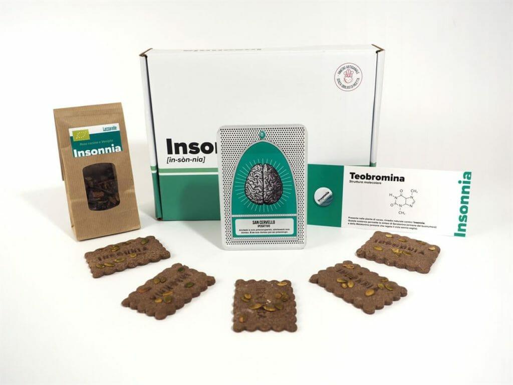box per biscotti