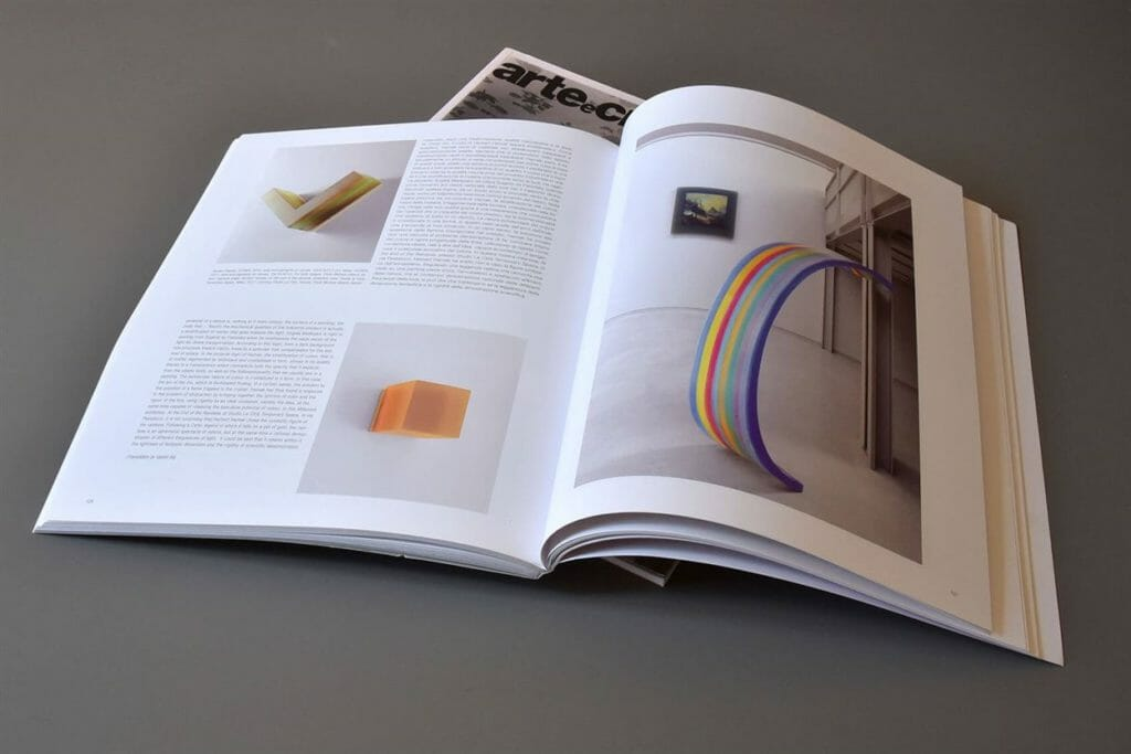stampa riviste arte