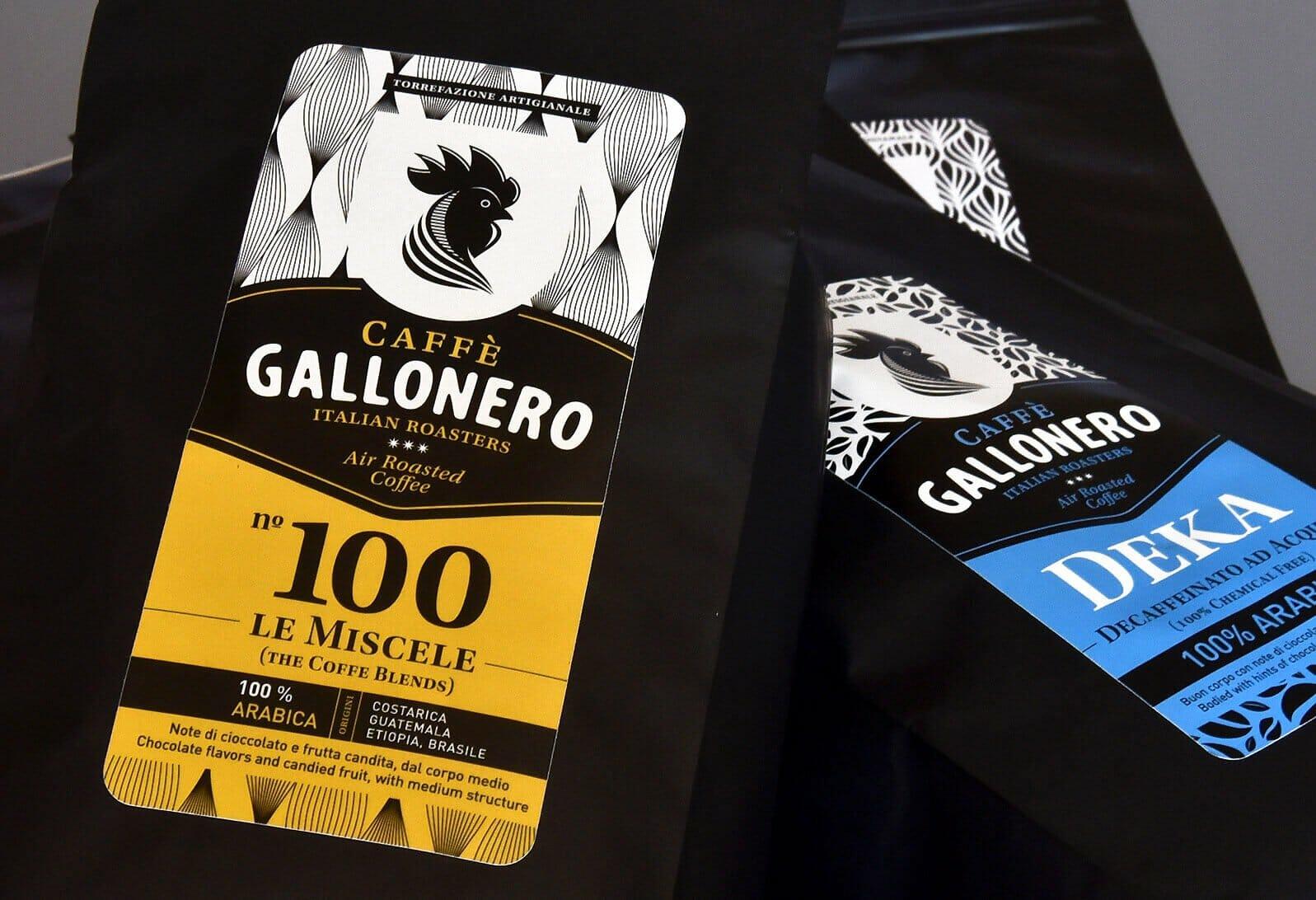 etichette gallonero