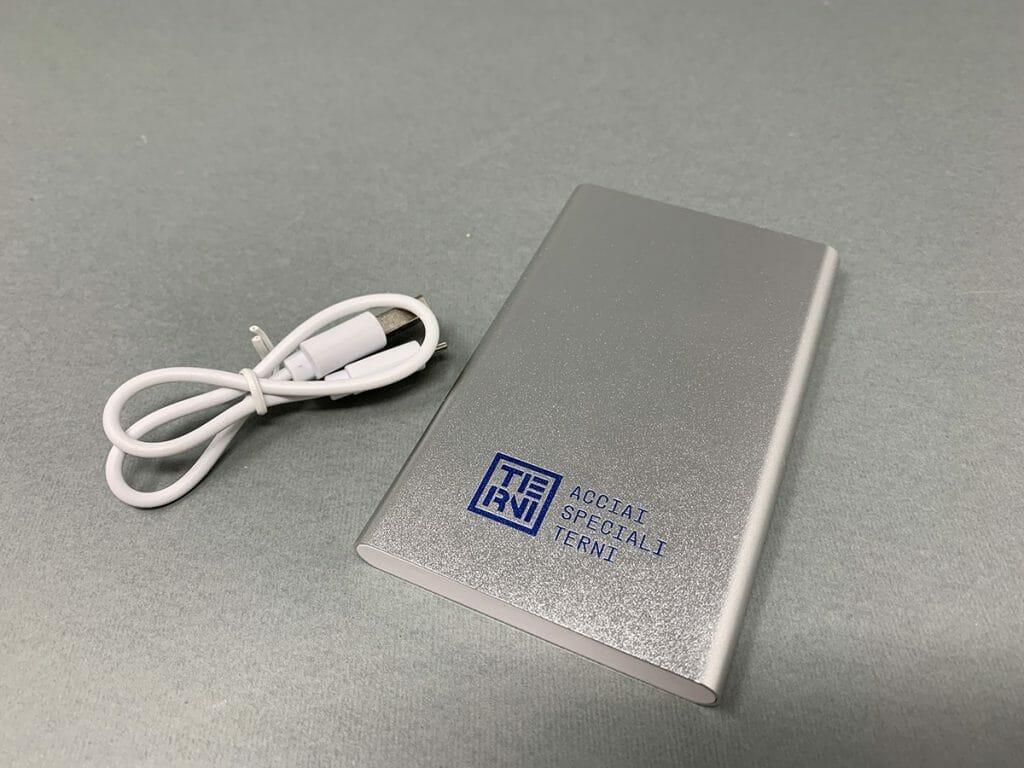powerbank personalizzato