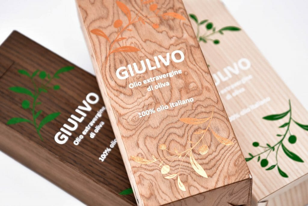 packaging legno