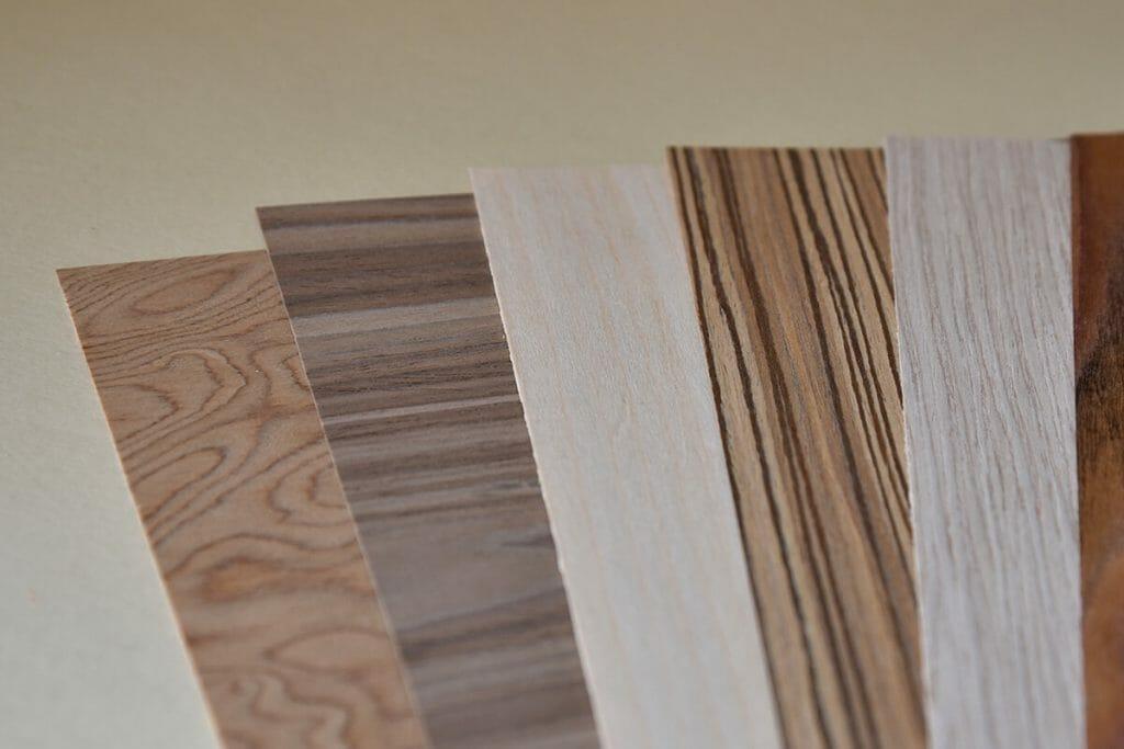 essenze di legno per packaging