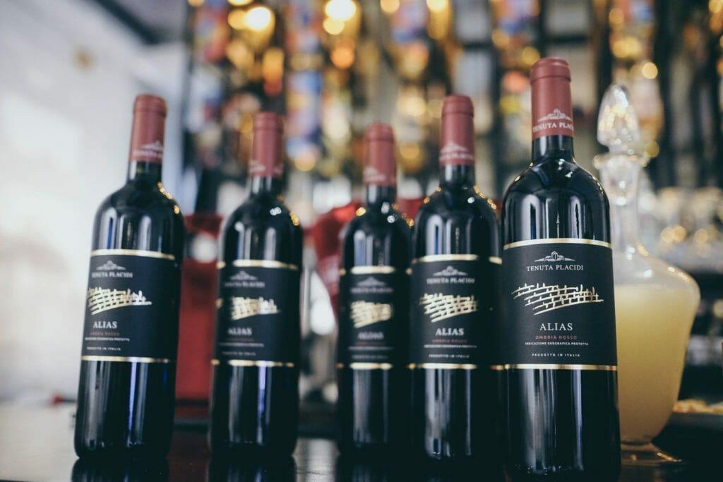 Etichette vini rossi Plancidi
