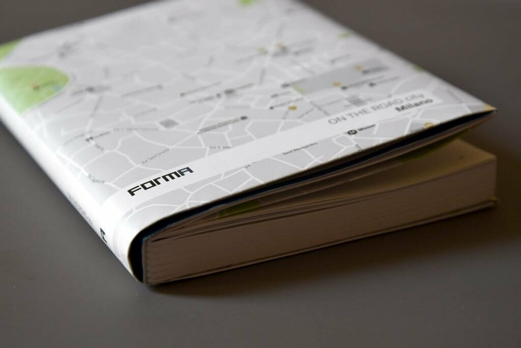 Cartina con carta pietra repap