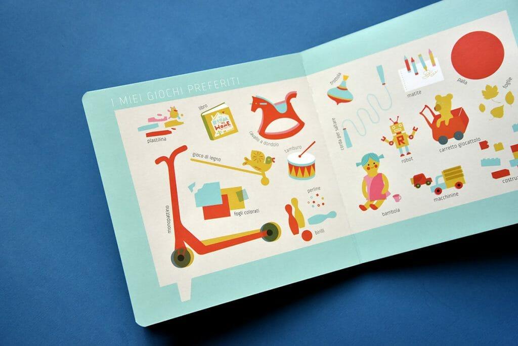 pagine libro cartonato