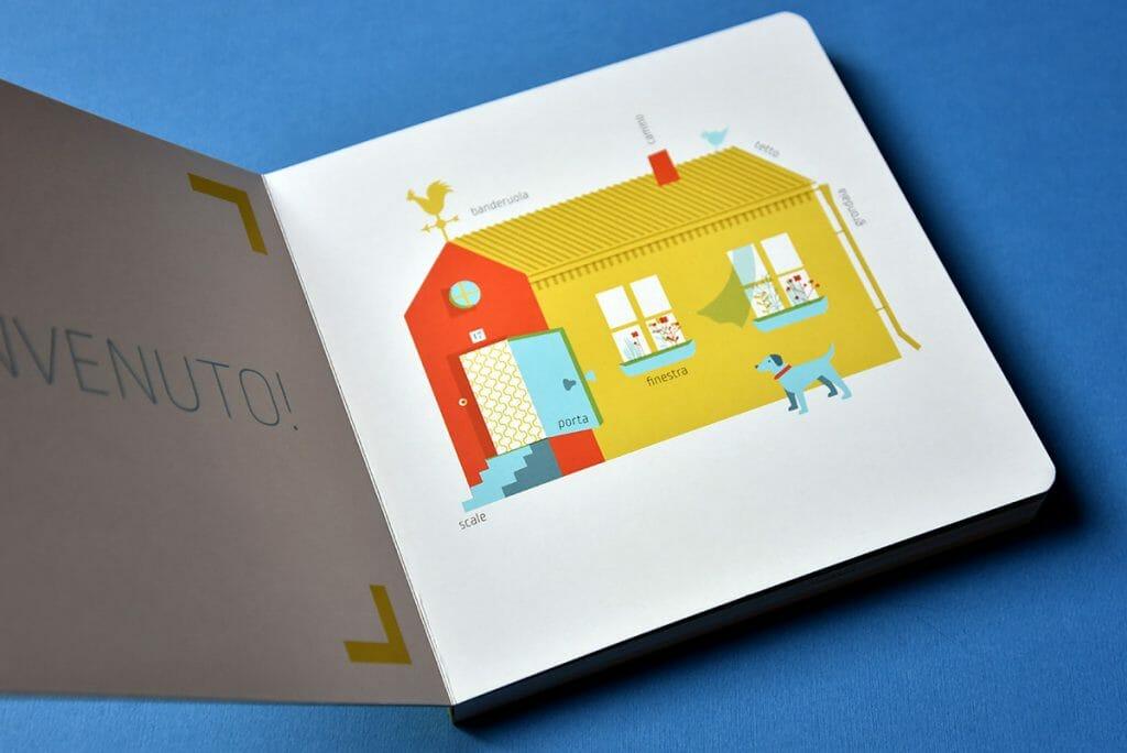 stampa libro cartonato